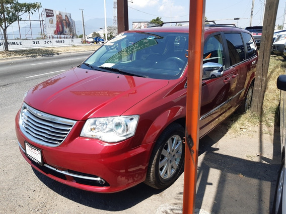 Chrysler Town & Country 3.6 Lx Mt 2011