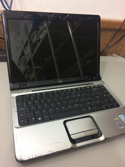 Notebook Hp Pavilion Dv2500 Não Funciona!! Leia O Anuncio