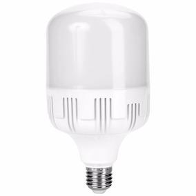 Lampada Led E27 30w Bulbo Branco Frio Bivolt 6500k Rosca