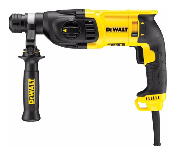 Rotomartillo 800 W Sds Plus Dewalt D25134k