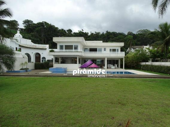 Casa À Venda, 803 M² Por R$ 8.000.000,00 - Praia Cocanha - Caraguatatuba/sp - Ca3998