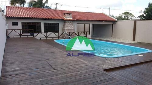Casa Com Piscina - Boqueirão - Ca0449