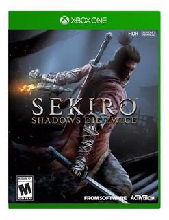 Sekiro Shadows Die Twice Para Xbox One Start Games A Meses