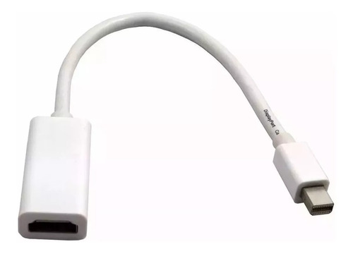 Adaptador Mac Mini Displayport X Hdmi Cabo Conversor