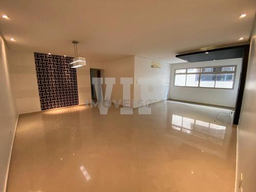 Imagem 1 de 10 de Apartamento 3 Dormitórios Ponta Da Praia - Ap00476 - 69376322