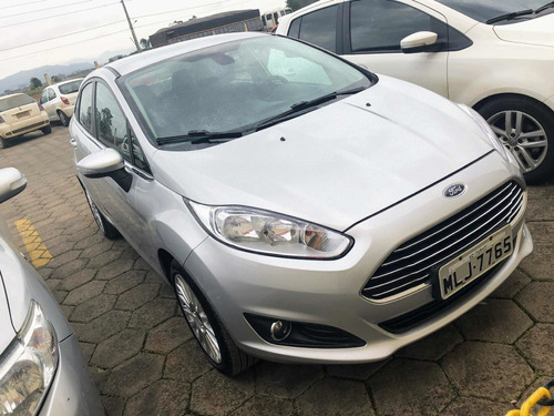 Ford Fiesta 1.6 16v Titanium Flex Powershift 5p 2014