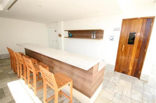 Imagem 1 de 15 de Apartamento Para Venda Em São Caetano Do Sul, Fundação, 2 Dormitórios, 1 Suíte, 2 Banheiros, 1 Vaga - Pamplodu