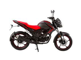 Zanella Rx 200 Next Naked Rouser Honda Yamaha Moto Gris