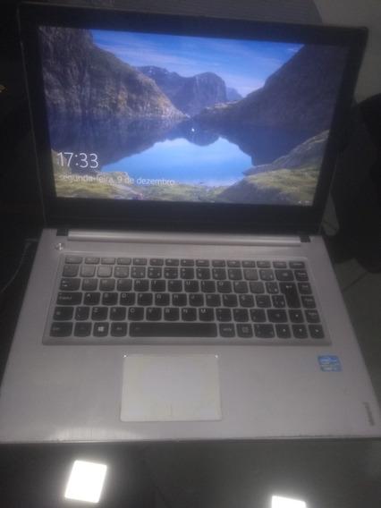 Notebook Lenovo Z400