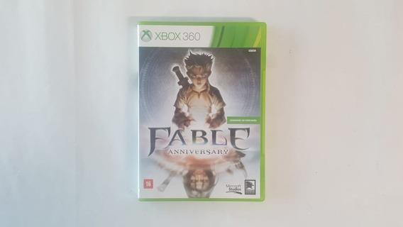 Jogo Fable Anniversary - Xbox 360 - Original - Usado