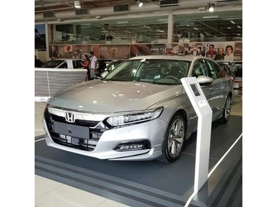 Honda Accord 2.0 Ex Turbo 4p 2019