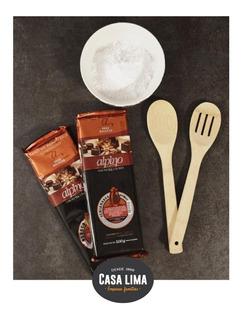 Chocolate Baño De Moldeo Alpino X 500gr