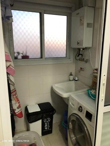 Imagem 1 de 8 de Apartamento Para Venda Em Guarulhos, Gopouva, 3 Dormitórios, 1 Suíte, 1 Banheiro, 2 Vagas - 961_1-1354841