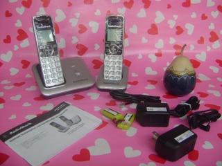 **teléfono Dúo Inalambrico**