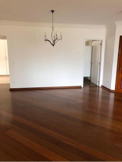 Apartamento Em Brooklin Paulista, São Paulo/sp De 135m² 3 Quartos Para Locação R$ 5.000,00/mes - Ap327546