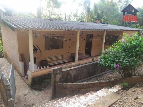 Chácara Com 1 Dormitório À Venda, 1000 M² Por R$ 160.000,00 - Paineiras De Mairiporã - Mairiporã/sp - Ch0369