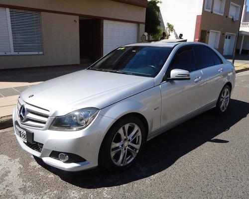 Unico Dueño. Kilometros Reales. Vdo Mercedes Benz C200 2011