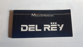 Manual Do Proprietario Del Rey 1984