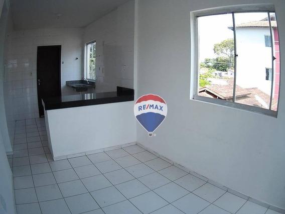 Apartamento Com 2 Dormitórios À Venda, 55 M² - Guanabara - Ananindeua/pa - Ap0379