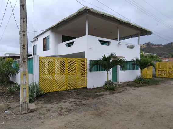 Vendo Hermosa Casa Amoblada En San Clemente Manabi