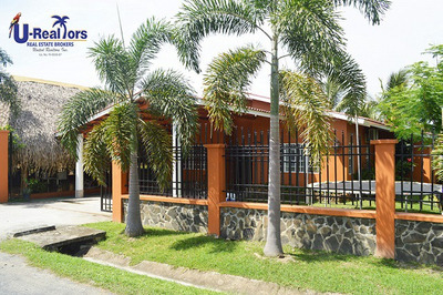 Beautiful House For Sale In Chame With 24/7 Security