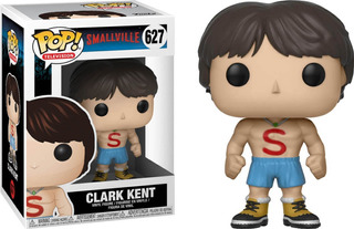 Funko Pop! Smallville - Clark Kent Shirtless (sin Remera)