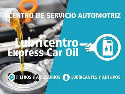 Lubricentro Cambio De Aceite Y Filtros - Precio Y Calidad!