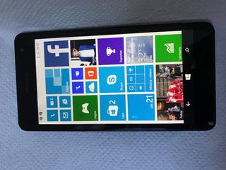 Smartphone Microsoft Lumia 535 Preto Com Dual Chip, Window