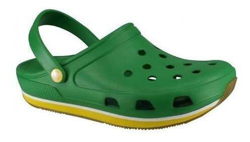 Crocs Sandalia Crocband Retro Yellow Original Frete Gratis