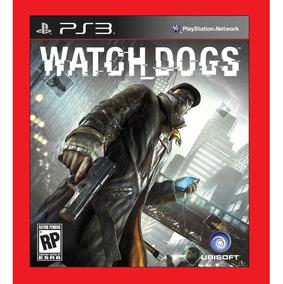 Watch Dogs Ps3 Dublado Em Pt Br Digital Psn