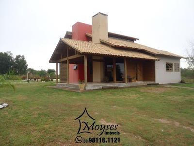 C3393 - Casa Em Jaguarão A 100m Da Br
