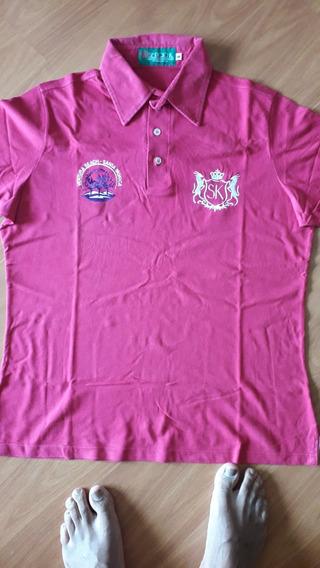 Camisa Sérgio K Pink