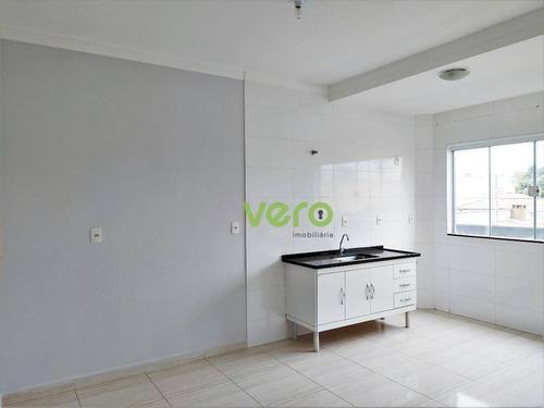 Apartamento Com 2 Dormitórios Para Alugar, 73 M² Por R$ 1.300,00/mês - Vila Frezzarin - Americana/sp - Ap0225