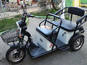 Moto Triciclo Electrico Jili Meteoro 2017