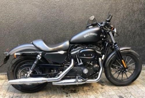 Imagem 1 de 6 de Harley Davidson Xl 883 Iron