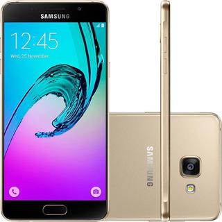 Celular Samsung Galaxy A7 2016 A710m Semi Novo Dual Chip