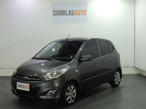 Hyundai I10 1.2 N 2011 5p Abs Aa Usb Aux San Blas Auto