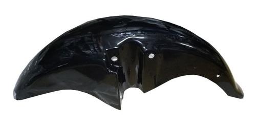 Imagen 1 de 2 de Guardabarro Delantero Cbf-150 Negro