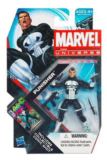 Punisher Marvel Universe Hasbro Comics S4 Nº013