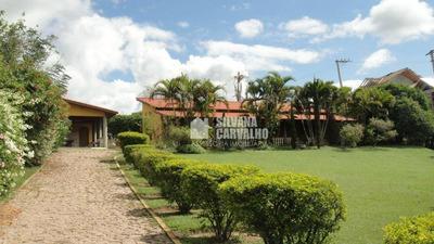 Chácara Com 2 Dormitórios À Venda, 1000 M² Por R$ 650.000 - Condomínio Santa Inês - Itu/sp - Ch0237