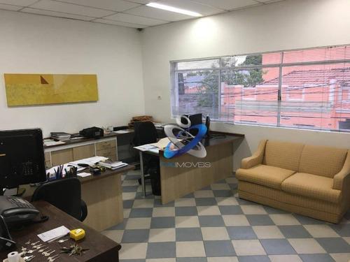 Imagem 1 de 20 de Sala Para Alugar, 151 M² Por R$ 1.100,00/mês - Centro - São José Dos Campos/sp - Sa0196
