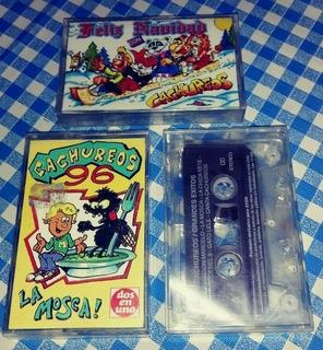 Cassettes Cachureos