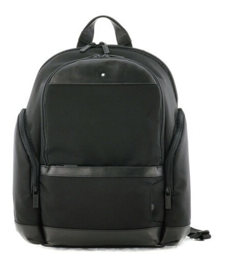 Montblanc Mochila Nightflight Original Medium Preto 119048