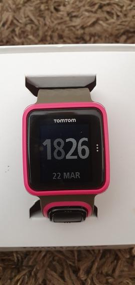 Relógio Tom Tom Runner Gps Rosa