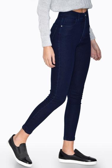 Combo Jeans Mujer Black Clasico + Sisa Luz