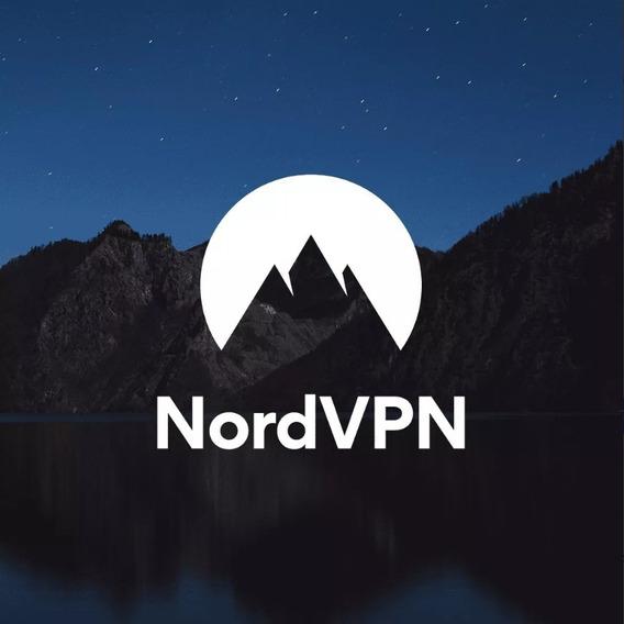Nordvpn Nord Vpn Premium - 1 Ano - 4 Dispositivos