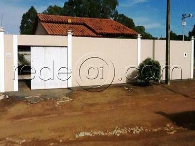 Casa 3 Quartos, 1 Suite, 2 Vagas, Isolada No Buriti Sereno, Aparecida De Goiânia - Ca00266 - 4717350
