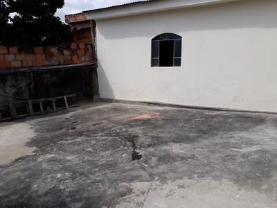 Barracão 3 Quartos 2 Banhos 1 Vaga De Garagem Bairro Jardim Guanabara - 1854