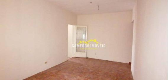 Casa Com 2 Dormitórios Para Alugar, 100 M² Por R$ 600/mês - Jardim Paz - Americana/sp - Ca1898