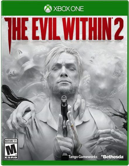 The Evil Within 2 Xbox One Disco Fisico Original Português